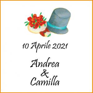 Cilindro e Bouquet
